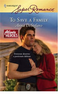 To Save a Family cover